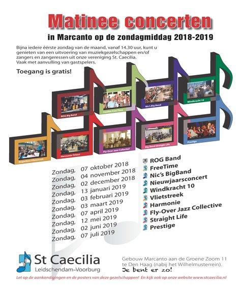 MatineeConcerten 2018-2019